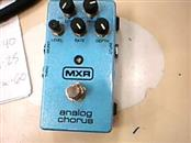 MXR Analog Chorus Pedal